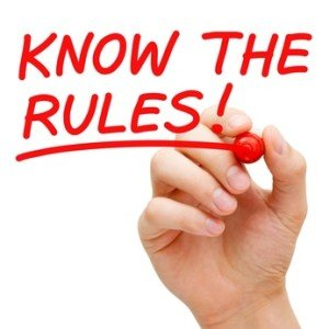 Know The Rules Pertaining to Therapy