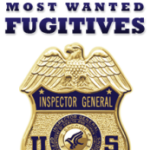 OIG Releases 10 Most Wanted List