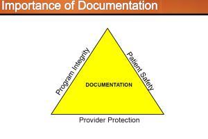 Documentation According to the OIG