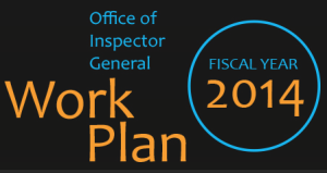 OIG 2014 Work Plan Includes Physical Therapy