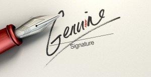 Medicare Signature Requirements