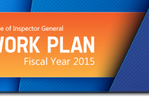 Physical Therapy in OIG 2015 Work Plan