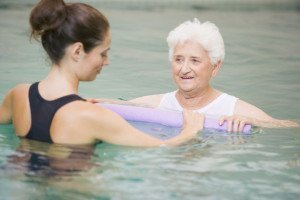 Aquatic Therapy Compliance